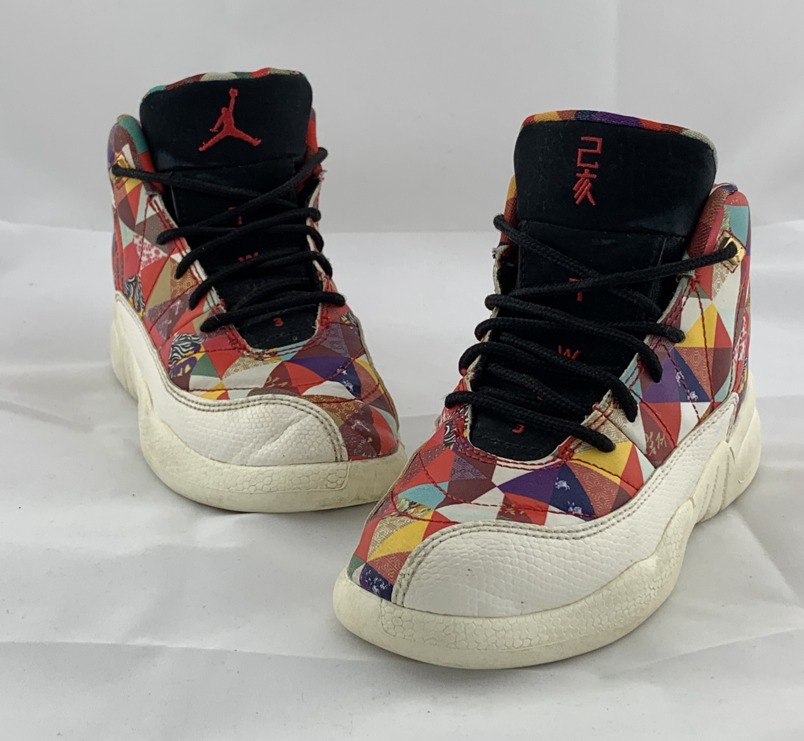 Air Jordan 12 Retro PS 'Chinese New Year' 2019 - Size 12C