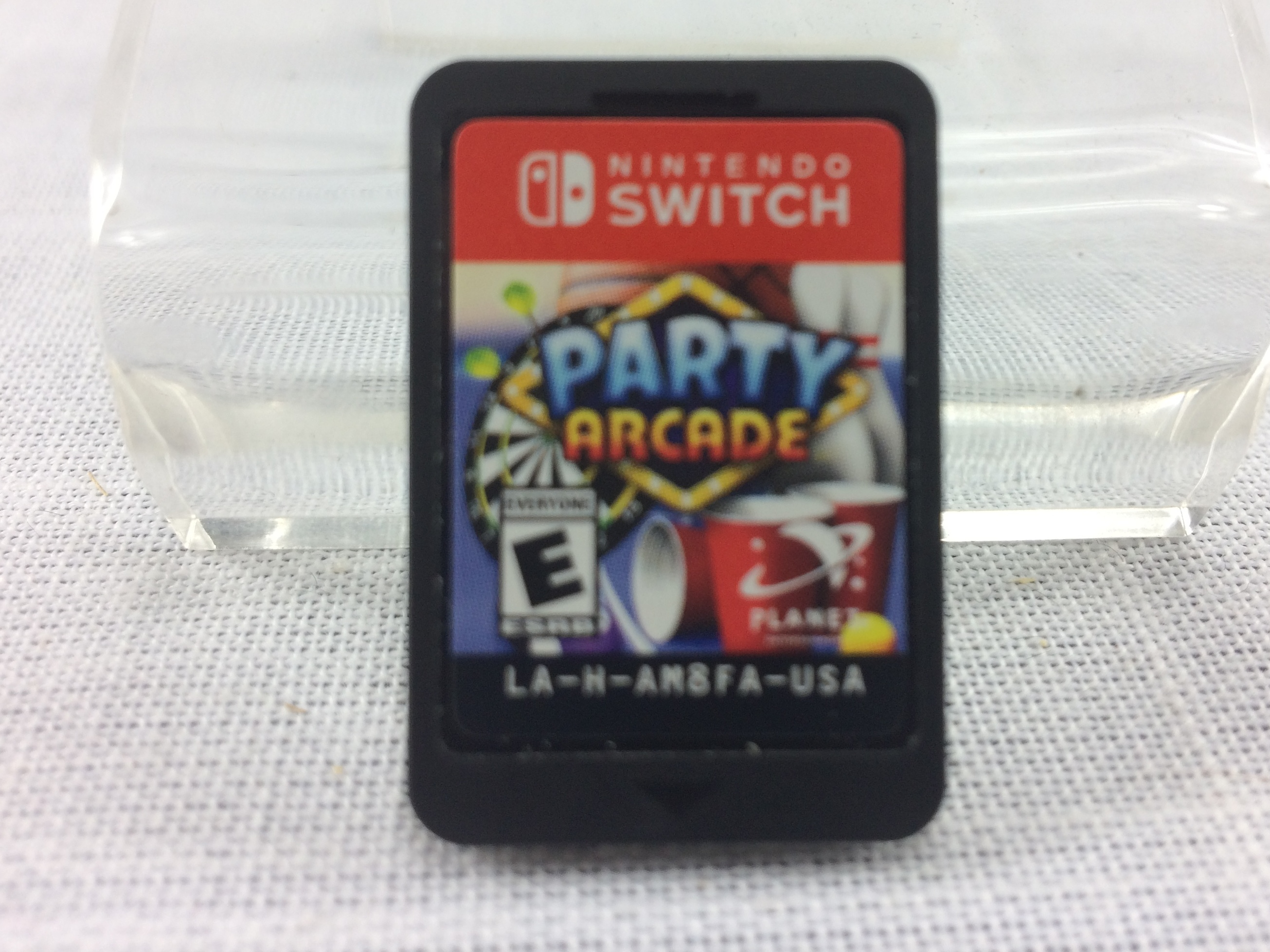 Party Arcade - Nintendo Switch - Cartridge Only