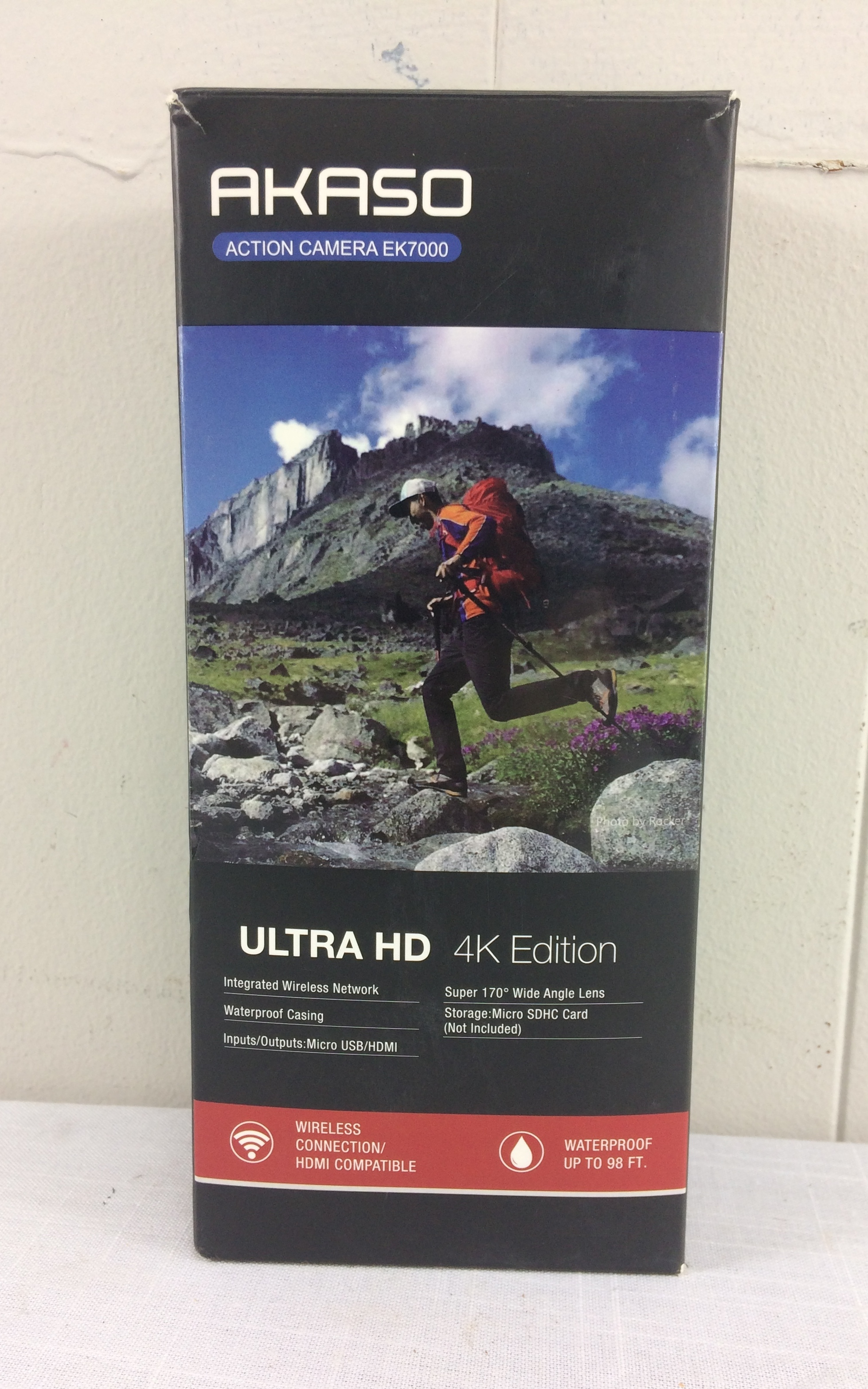 Akaso EK7000 Ultra HD 4K Action Camera