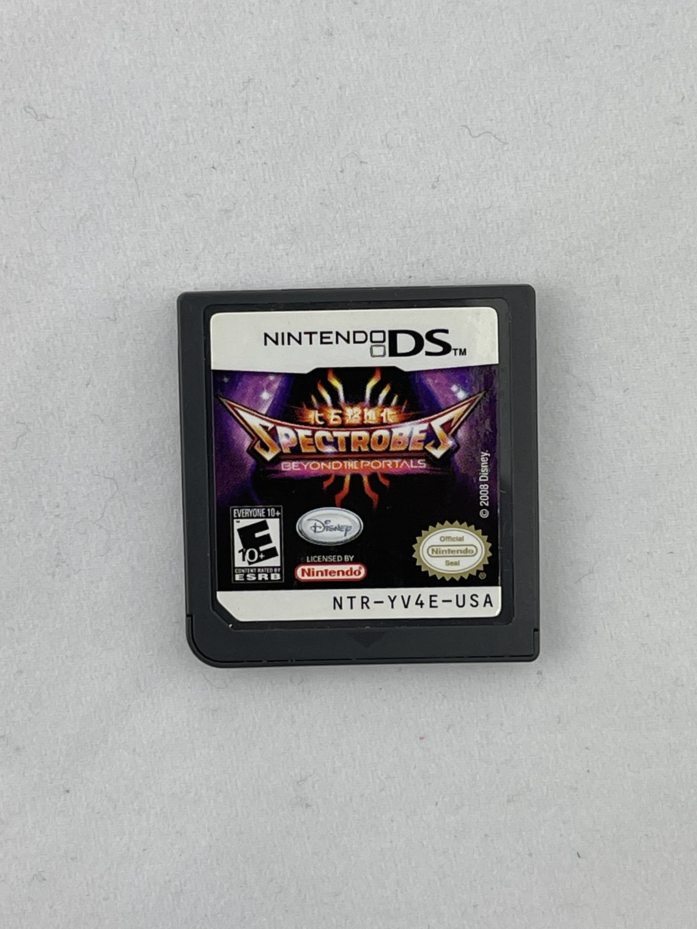 Spectrobes Beyond The Portals - DS - Cart Only