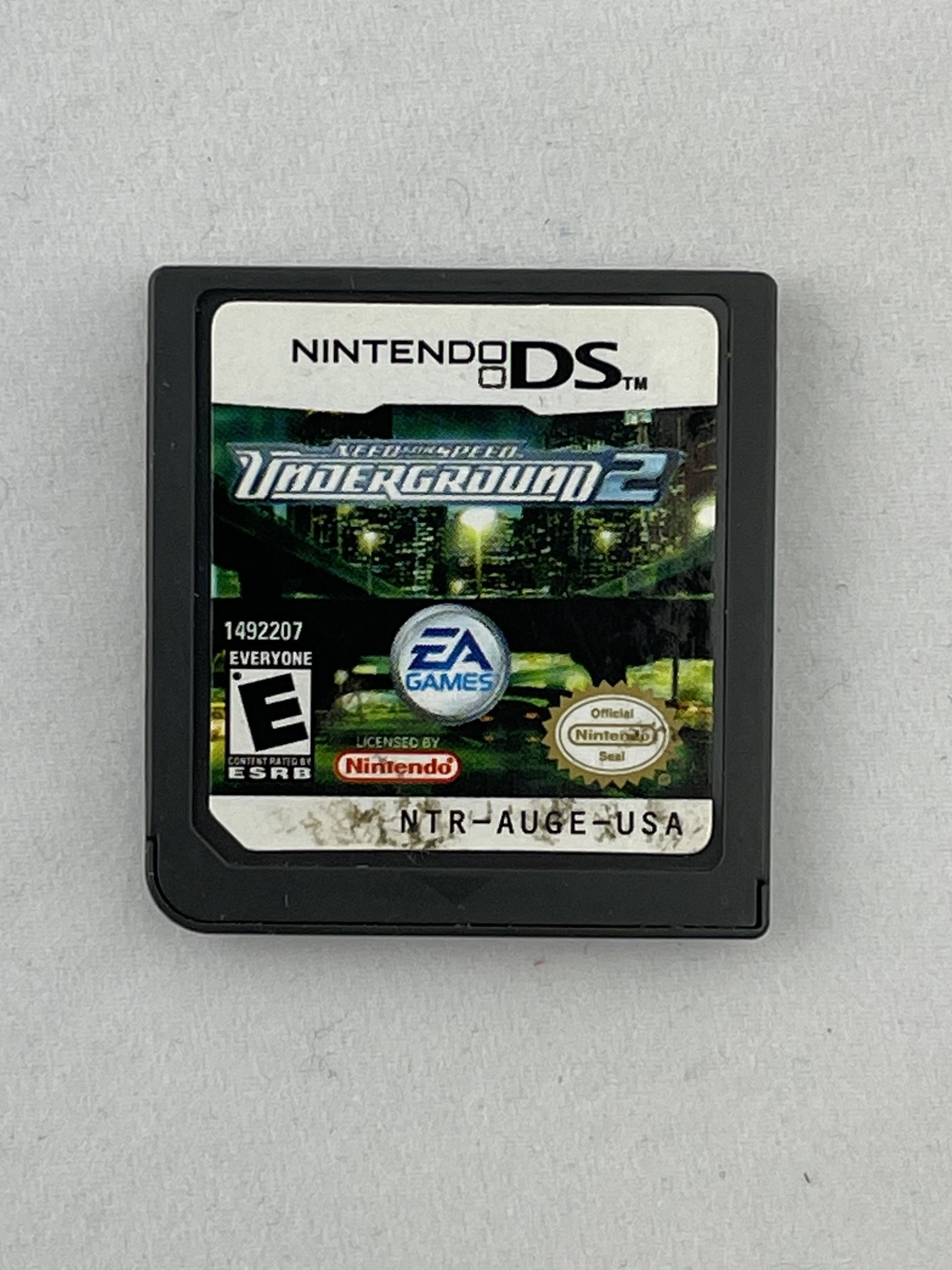 Need For Speed Underground 2 - DS - Cart Only