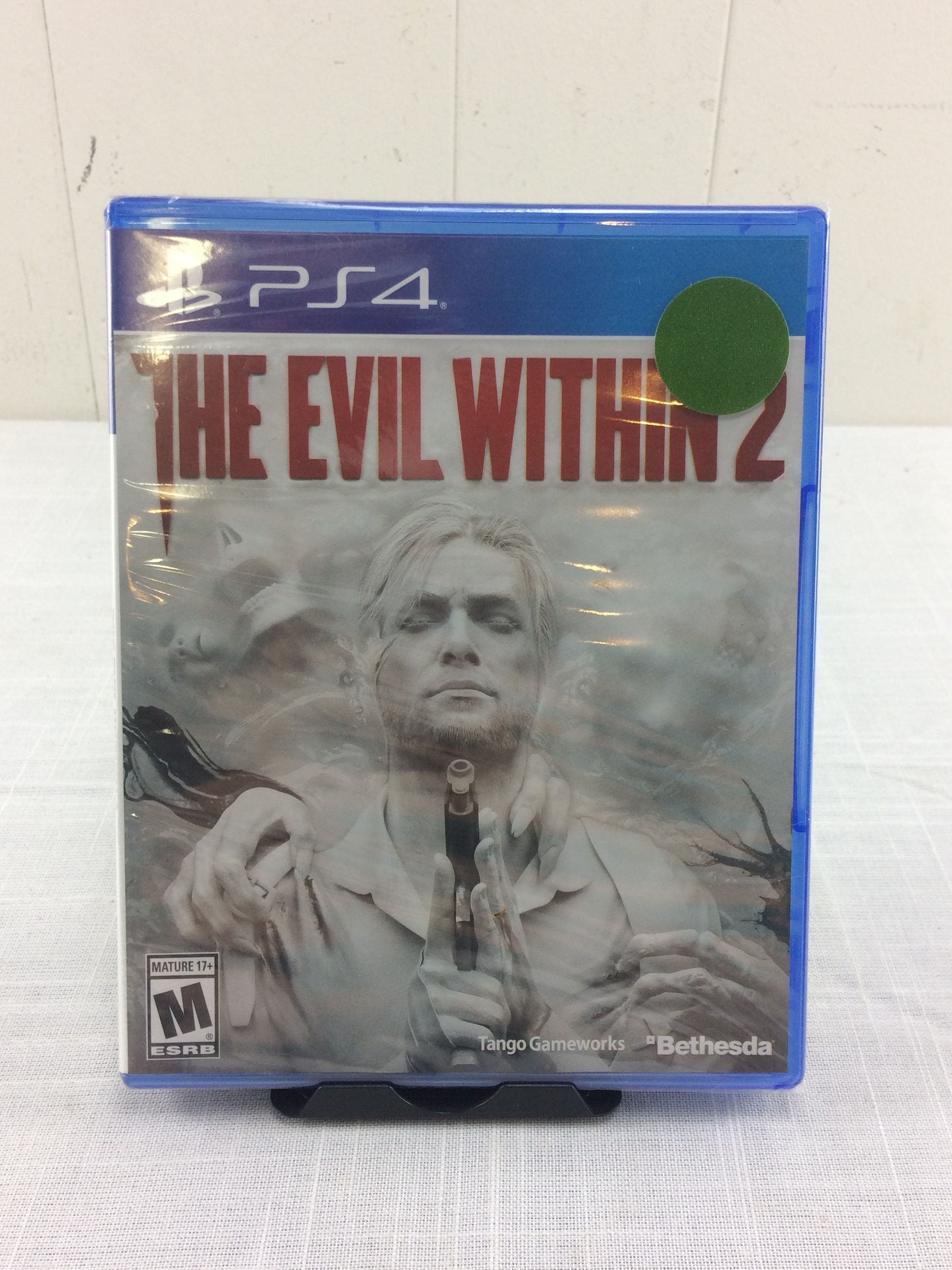The Evil Within 2 - Playstation 4 - New/Sealed