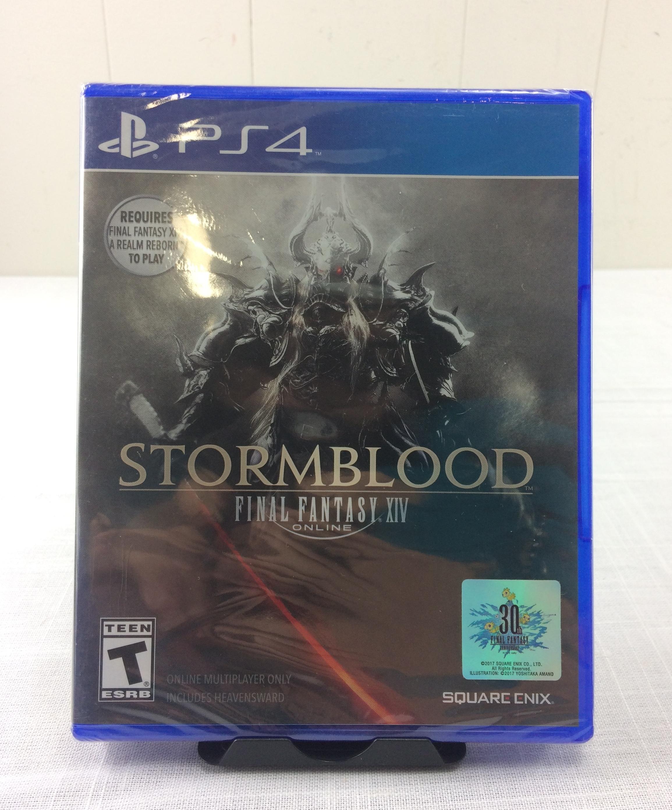 Final Fantasy XIV Stormblood - Playstation 4 - New/Sealed