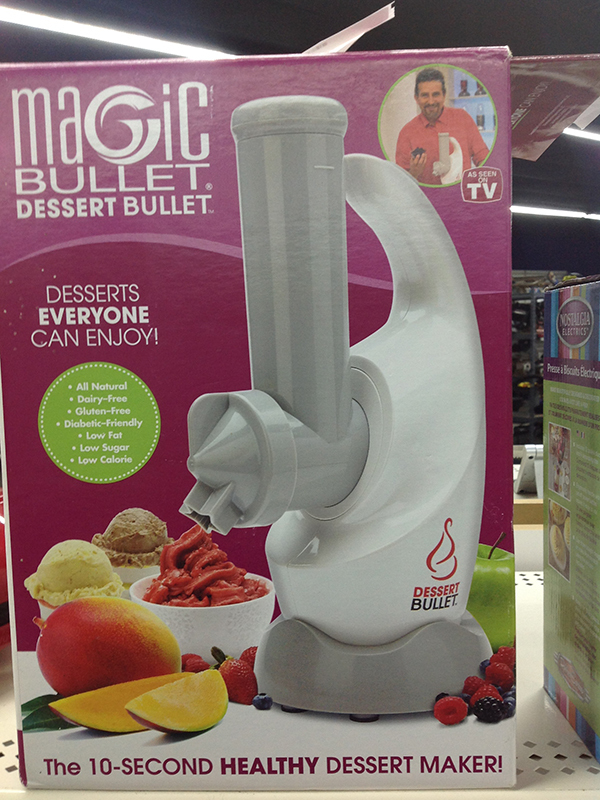 MAGIC BULLET - DESSERT MAKER - --- OTHER --- APPLIANCE SMALL