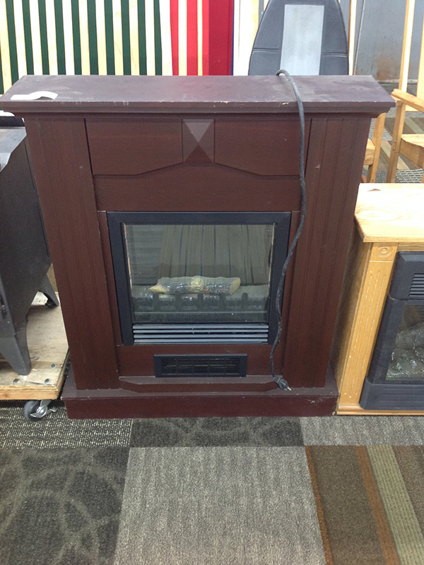 - ELECTRIC FIREPLACE - HEATER APPLIANCE SMALL