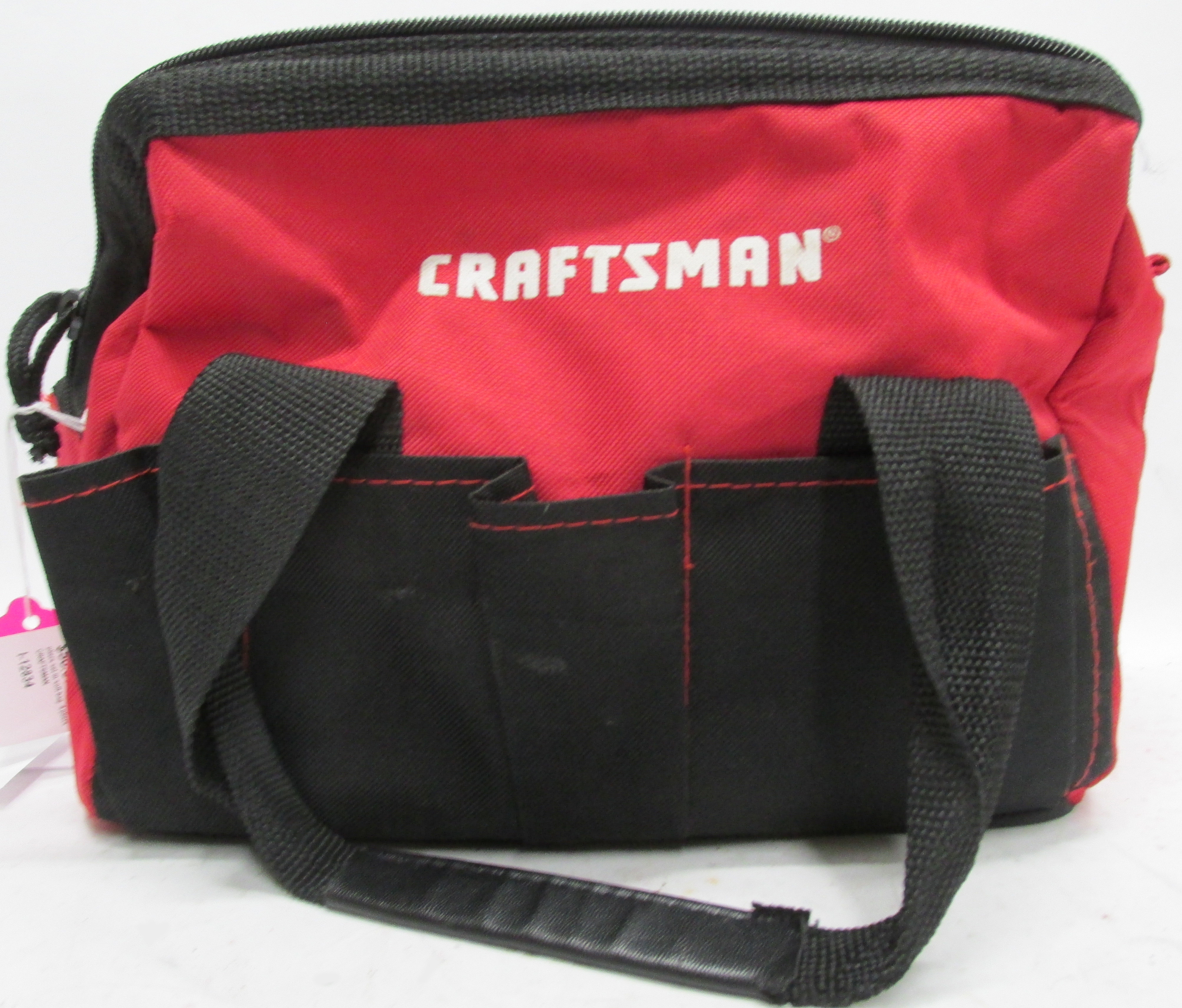 Craftsman 4-Piece Pliers Set with TruGrip Handles in Soft Bag