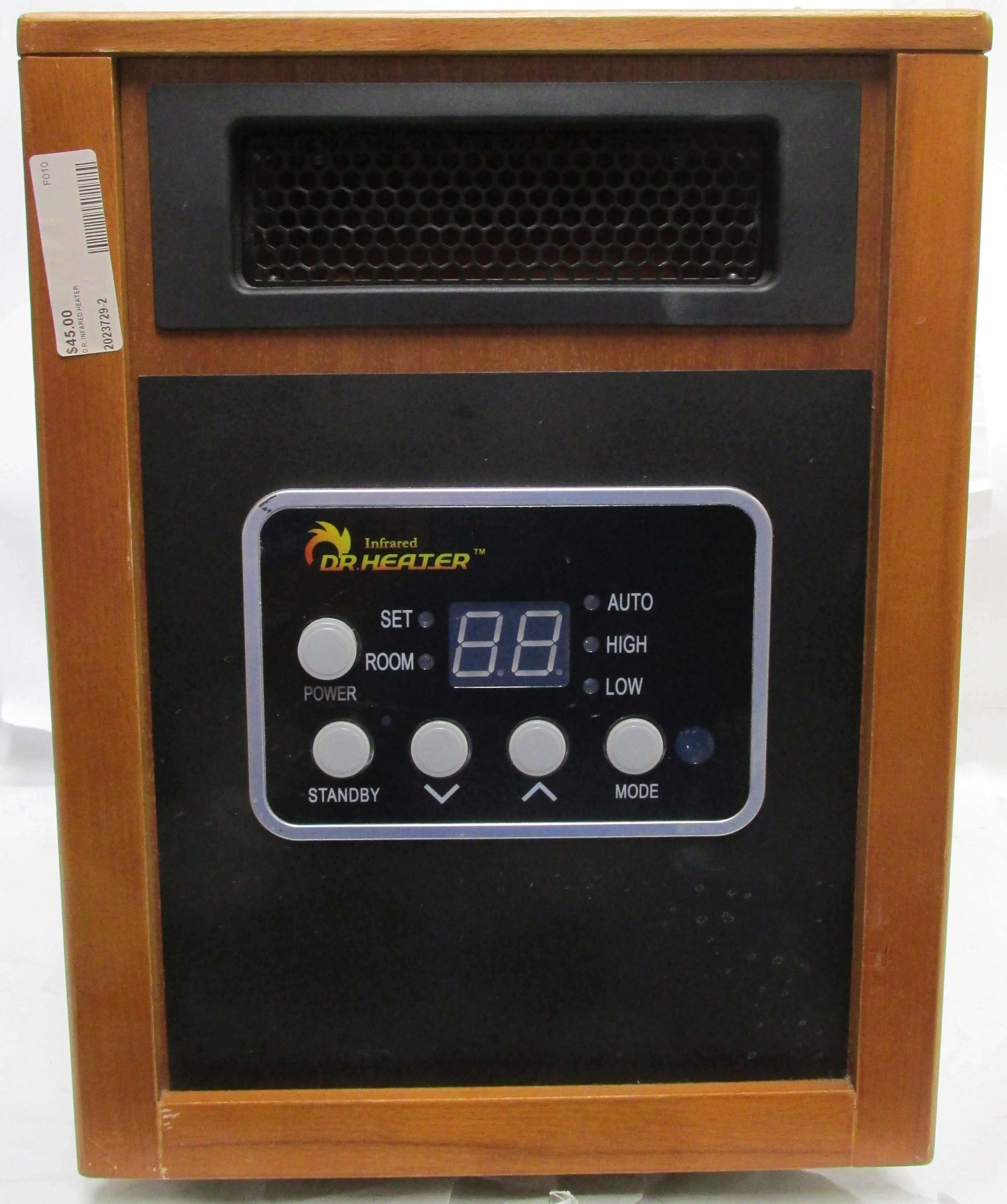 DR Infrared Portable Space Heater DR-968  -  **Local Pick Up Only**