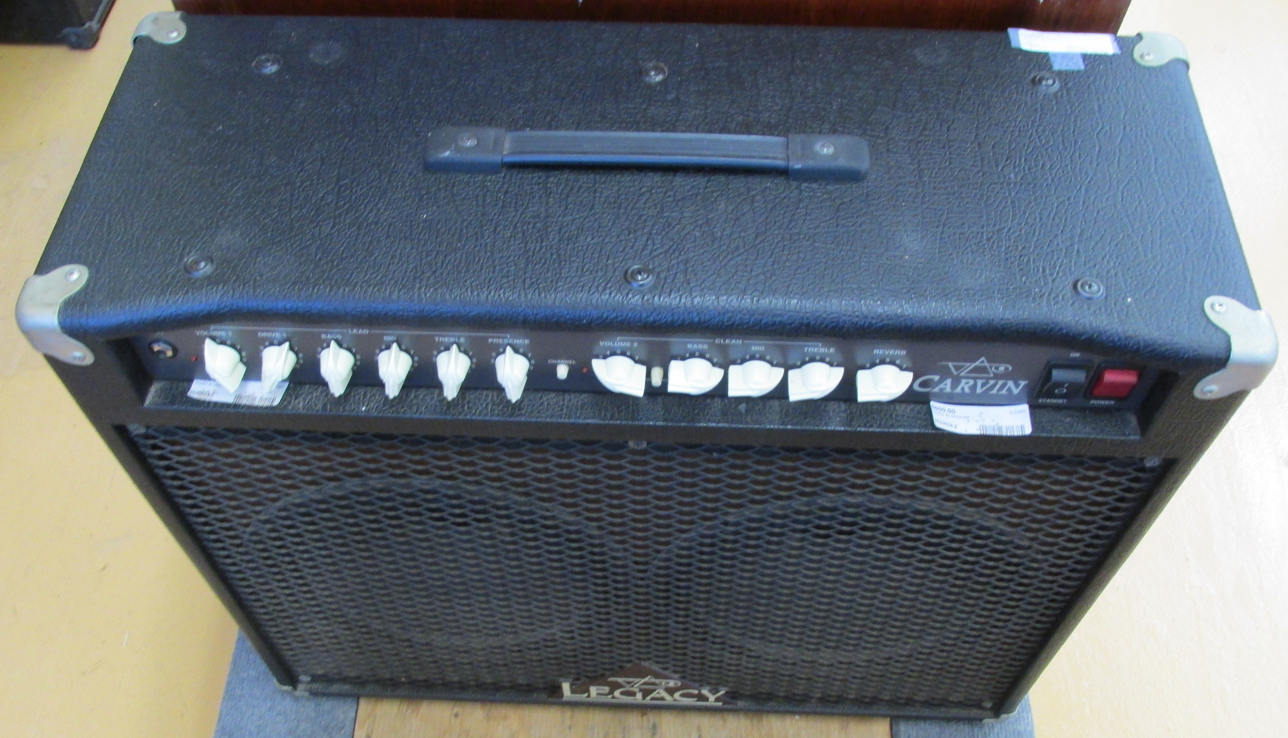Carvin Legacy VL212 Amplifier  -  **Local Pick Up Only**
