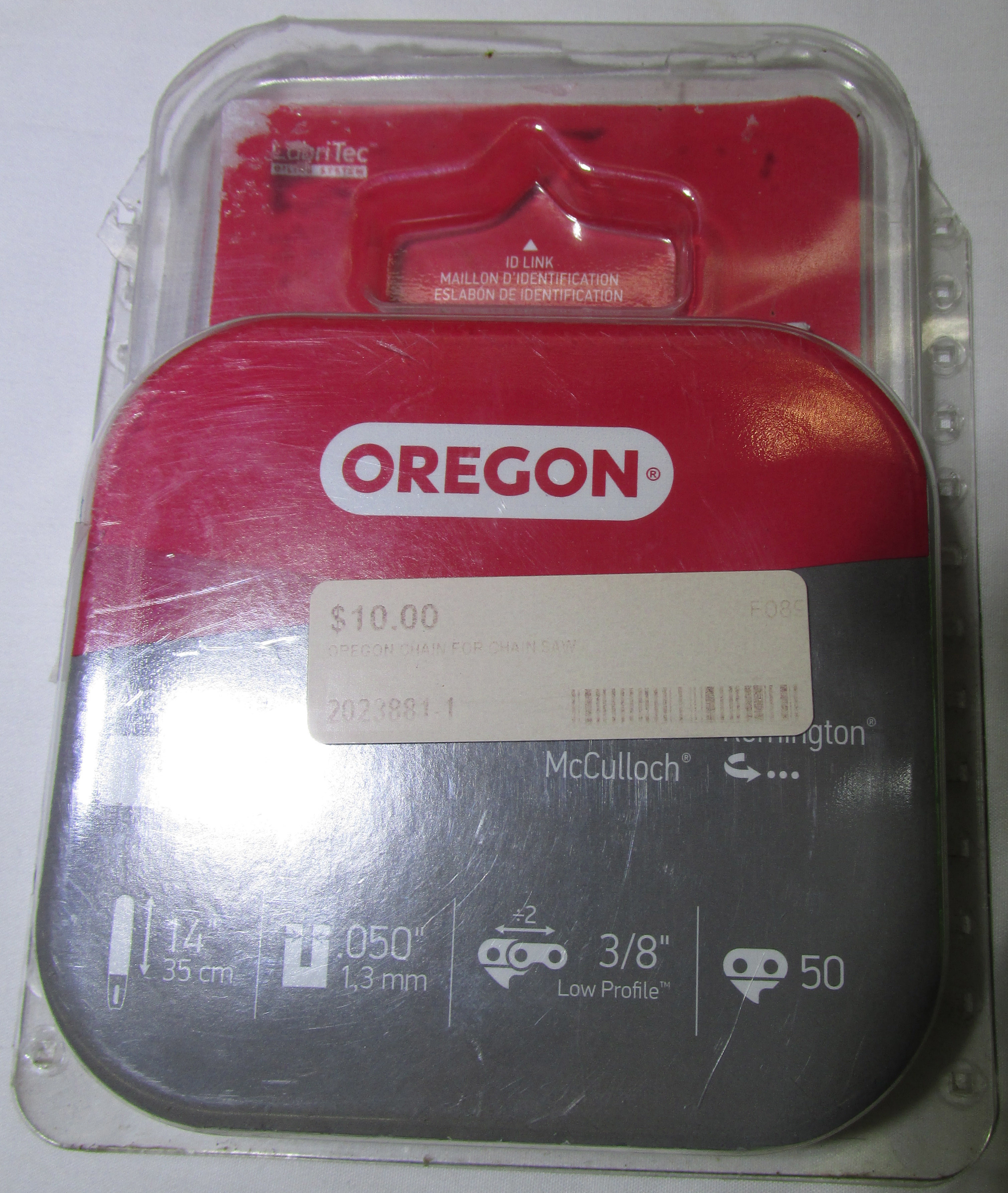 Oregon Advance Cut S50 Chainsaw Chain - NEW in Opened Package