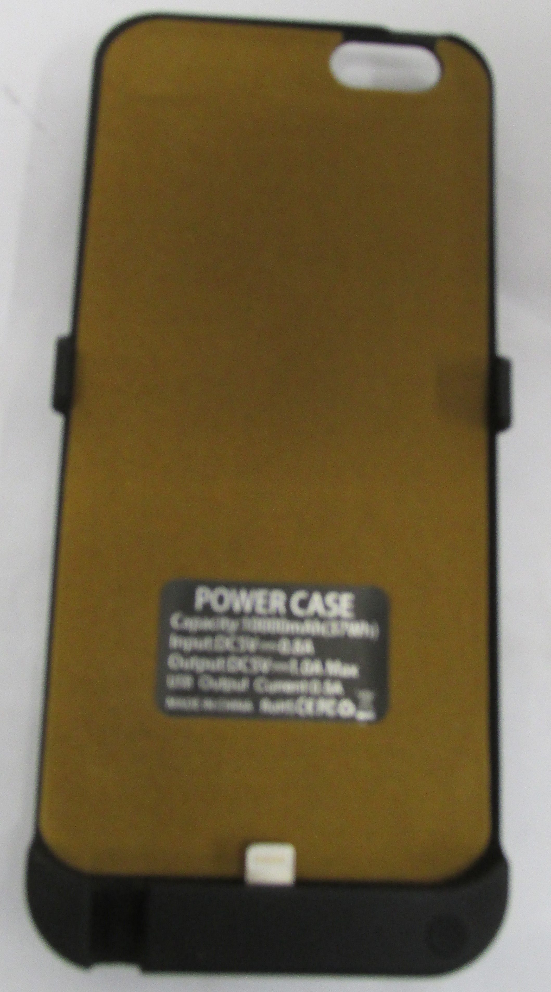 Phone Power Bank Case with Screen Protector