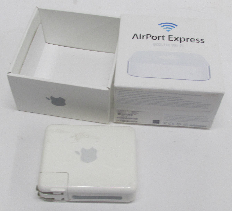 Apple AirPort Express 802.11N 1st Generation in Original Box
