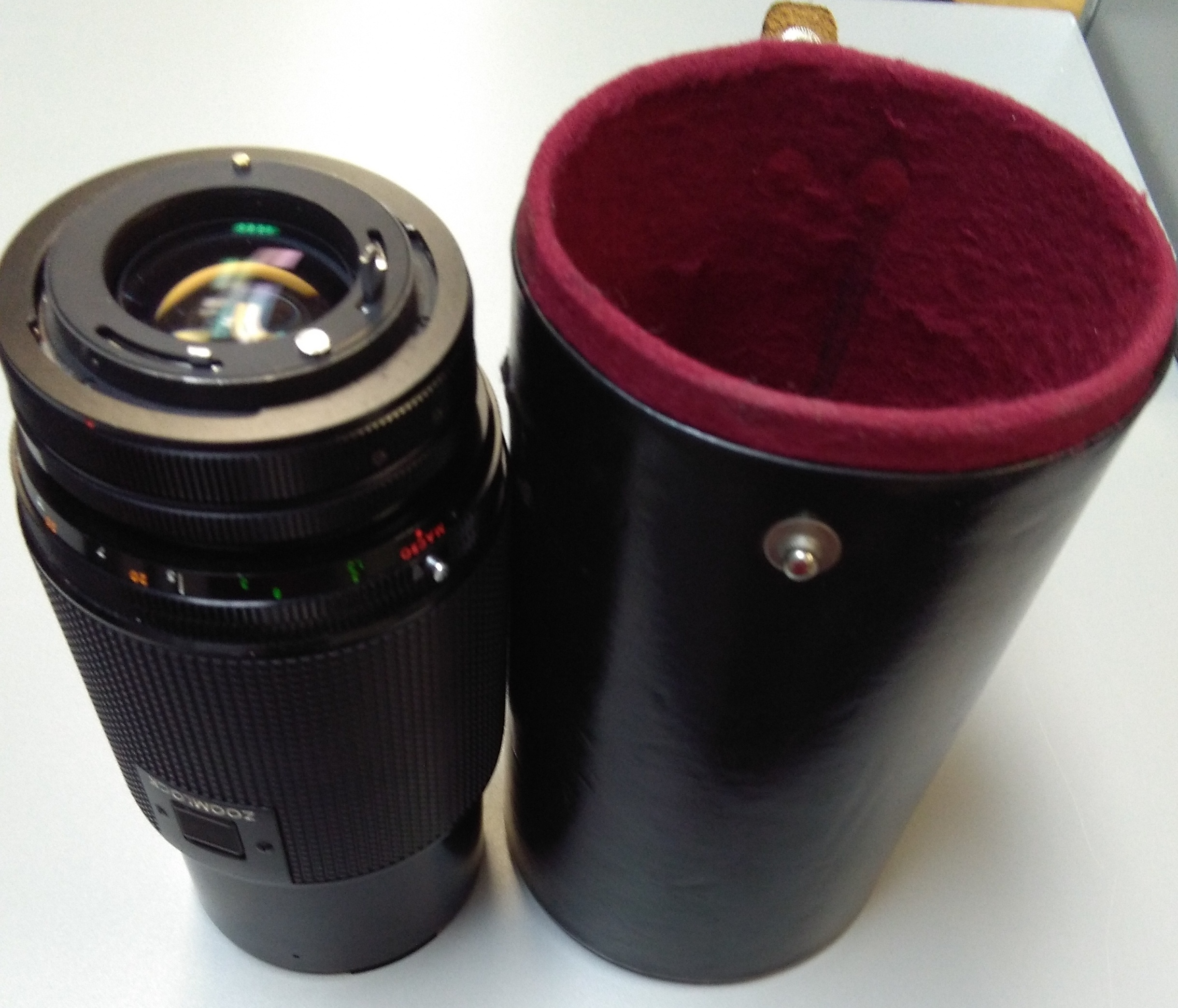 KIRON 70-210 MM CAMERA LENS