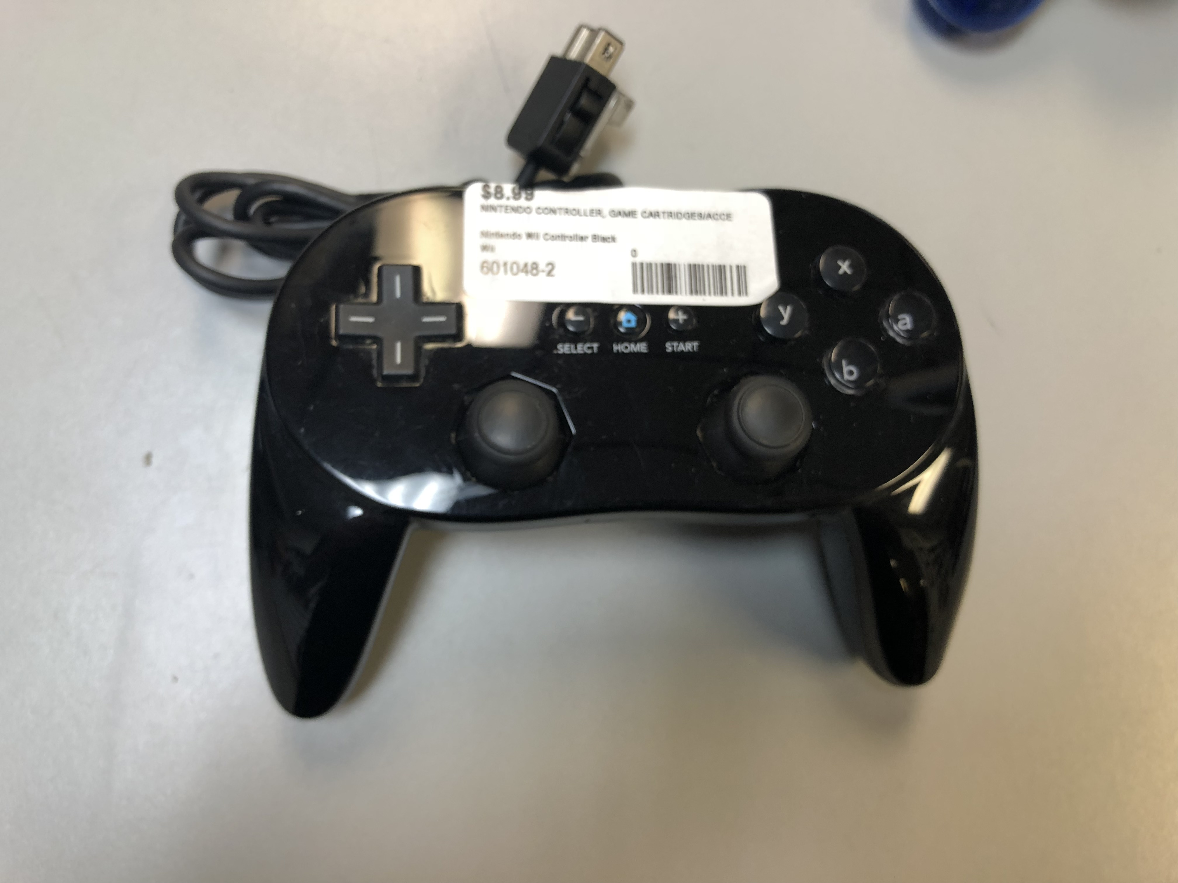 -  - CONTROLLER GAME CARTRIDGES/ACCE