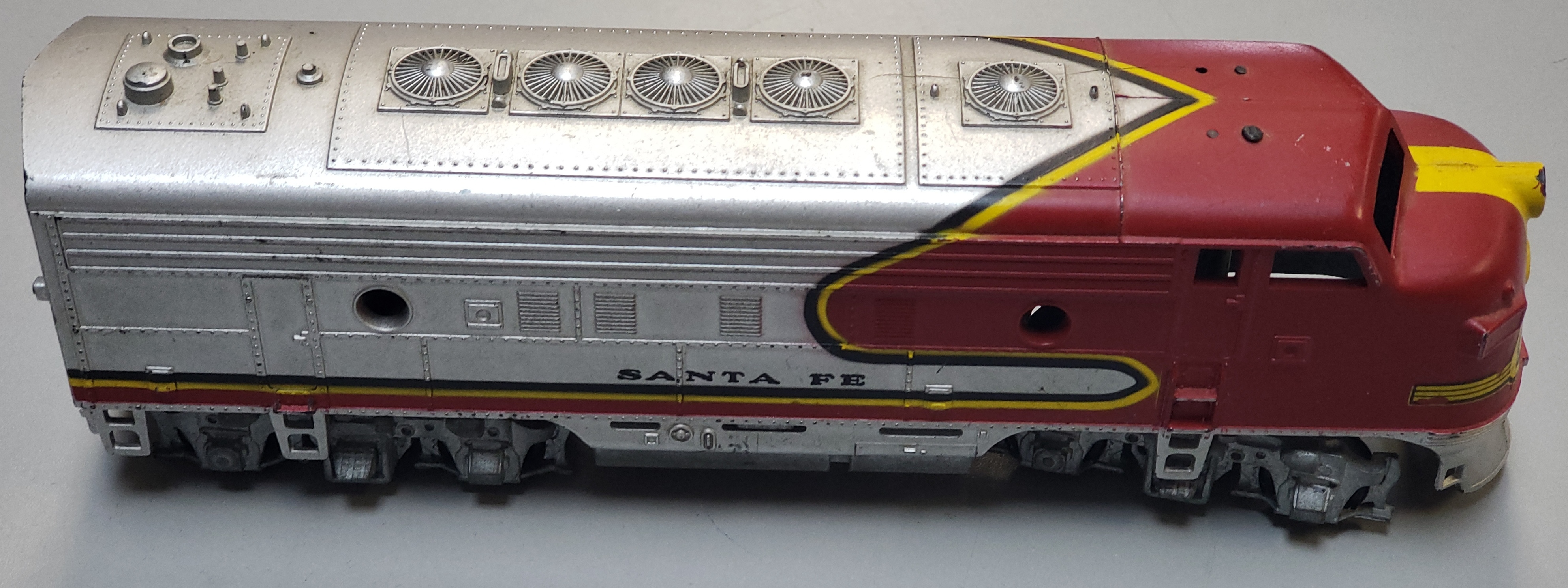 ATHEARN - SANTA FE - TRAIN COLLECTIBLES