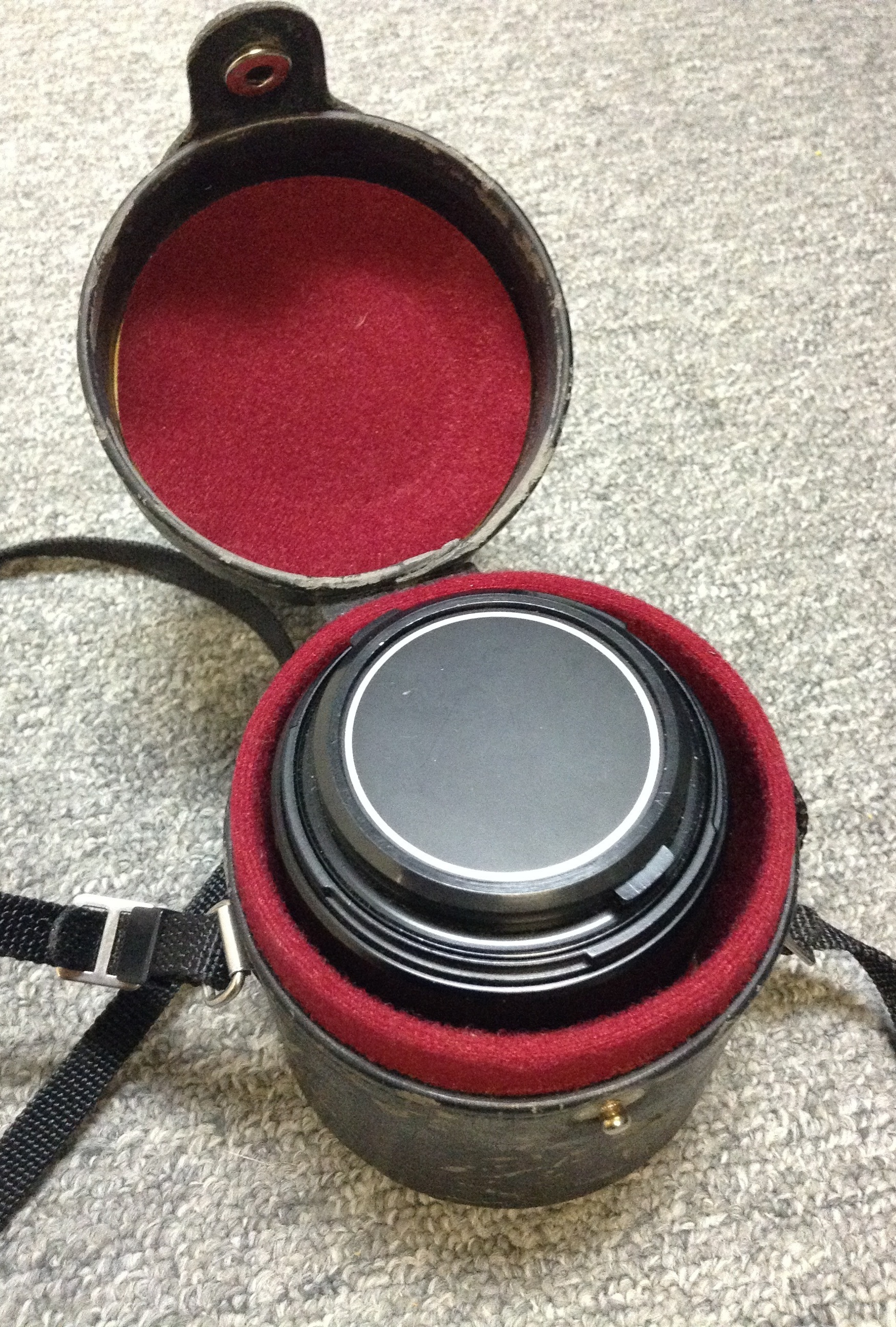 SIGMA ZOOM AF 28-70MM CAMERA OPTIC LENS