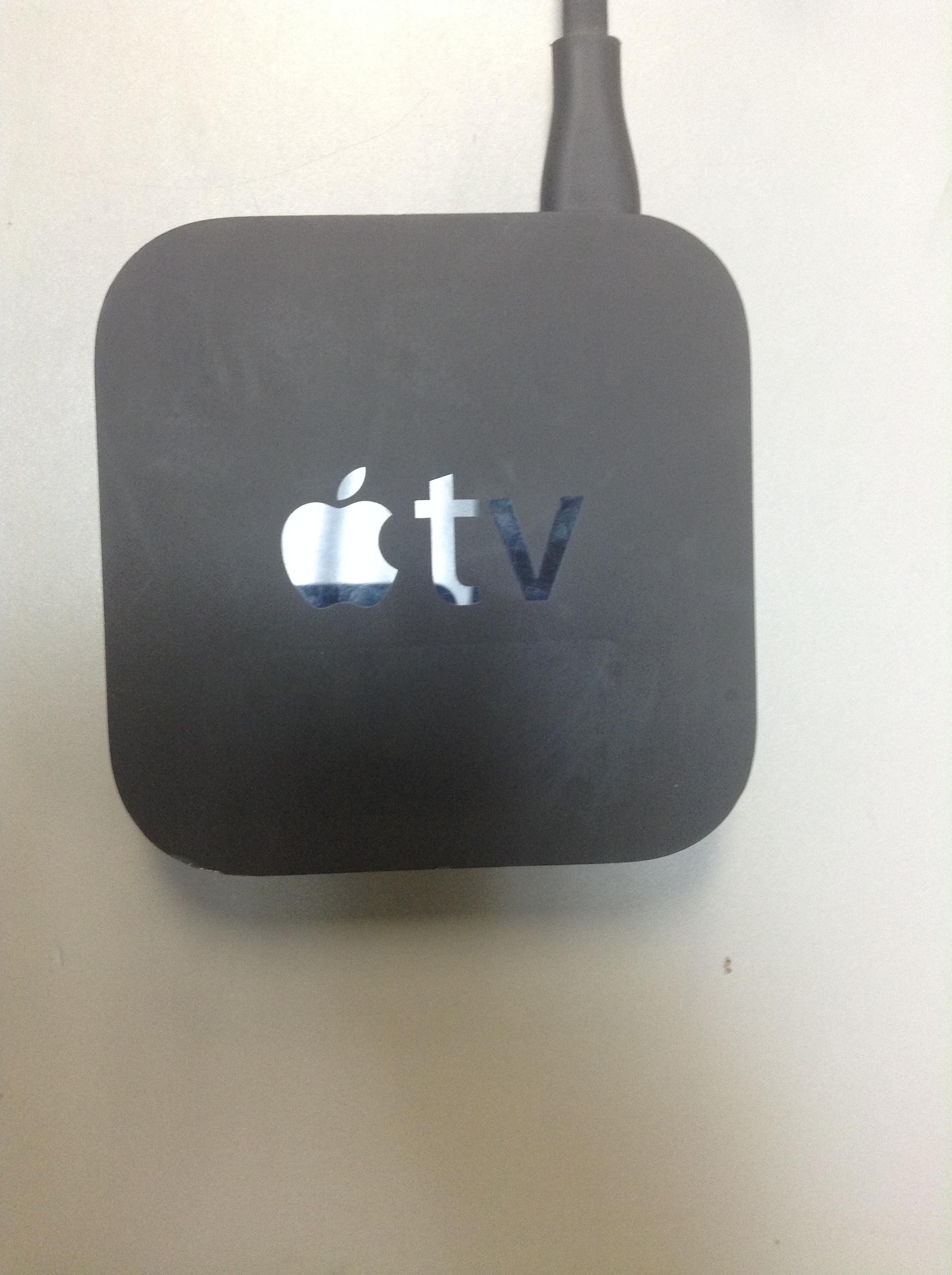 APPLE TV NO REMOTE