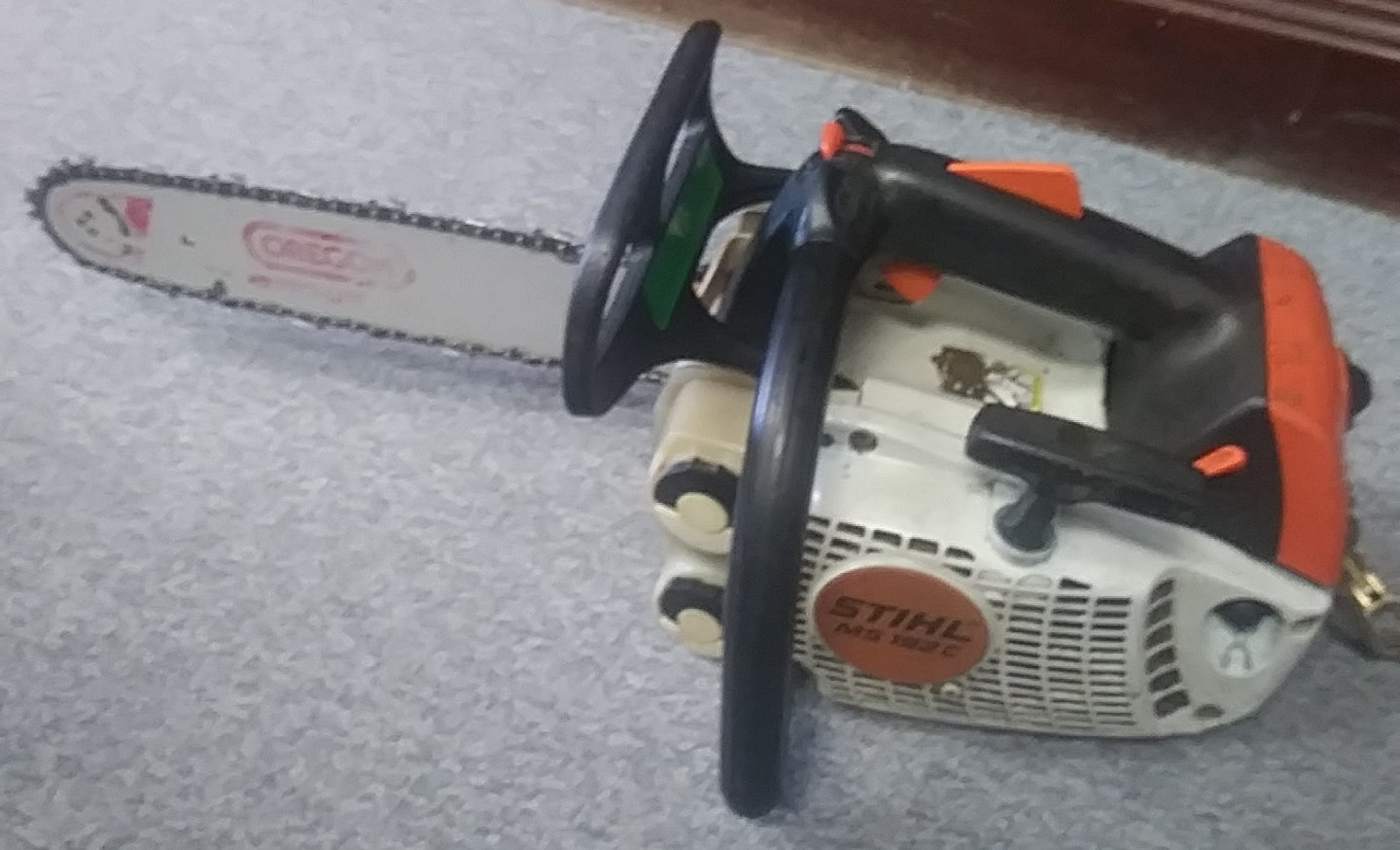 STIHL MS 192C CHAIN SAW