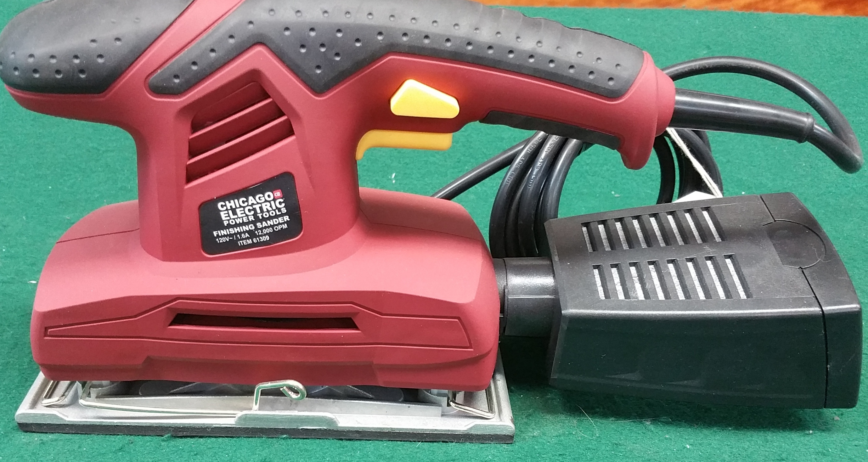 CHICAGO ELECTRIC - 61309 - SANDER TOOLS