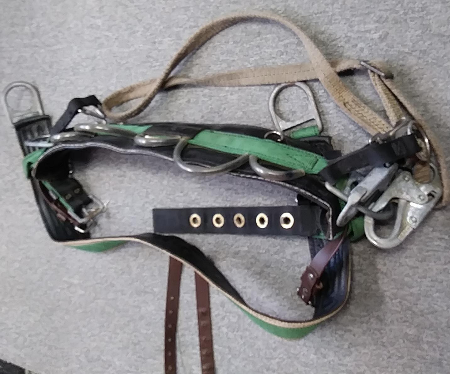 BUCKINGHAMS 1371 climbing harness