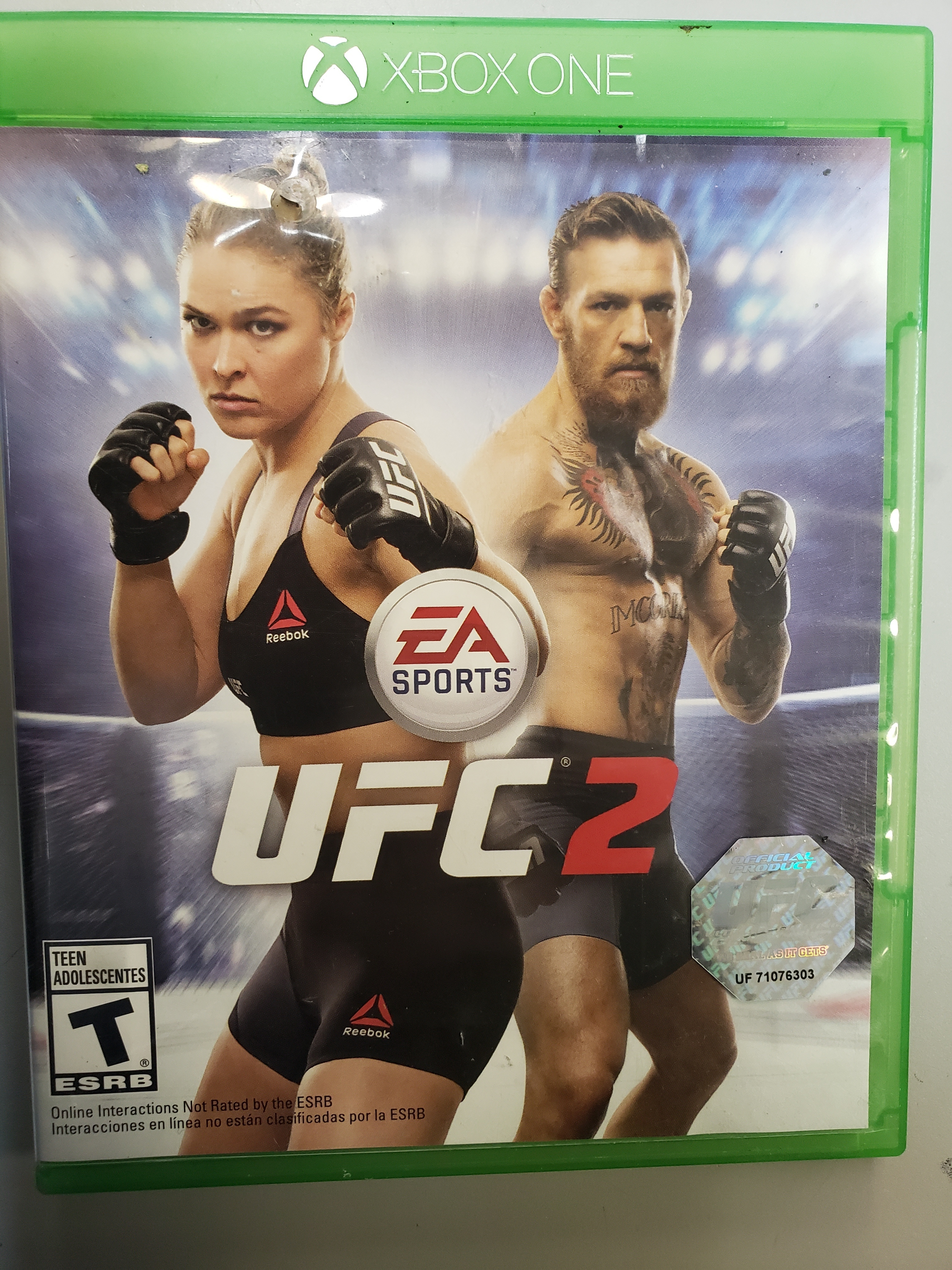 UFC 2 - XBOX ONE GAME