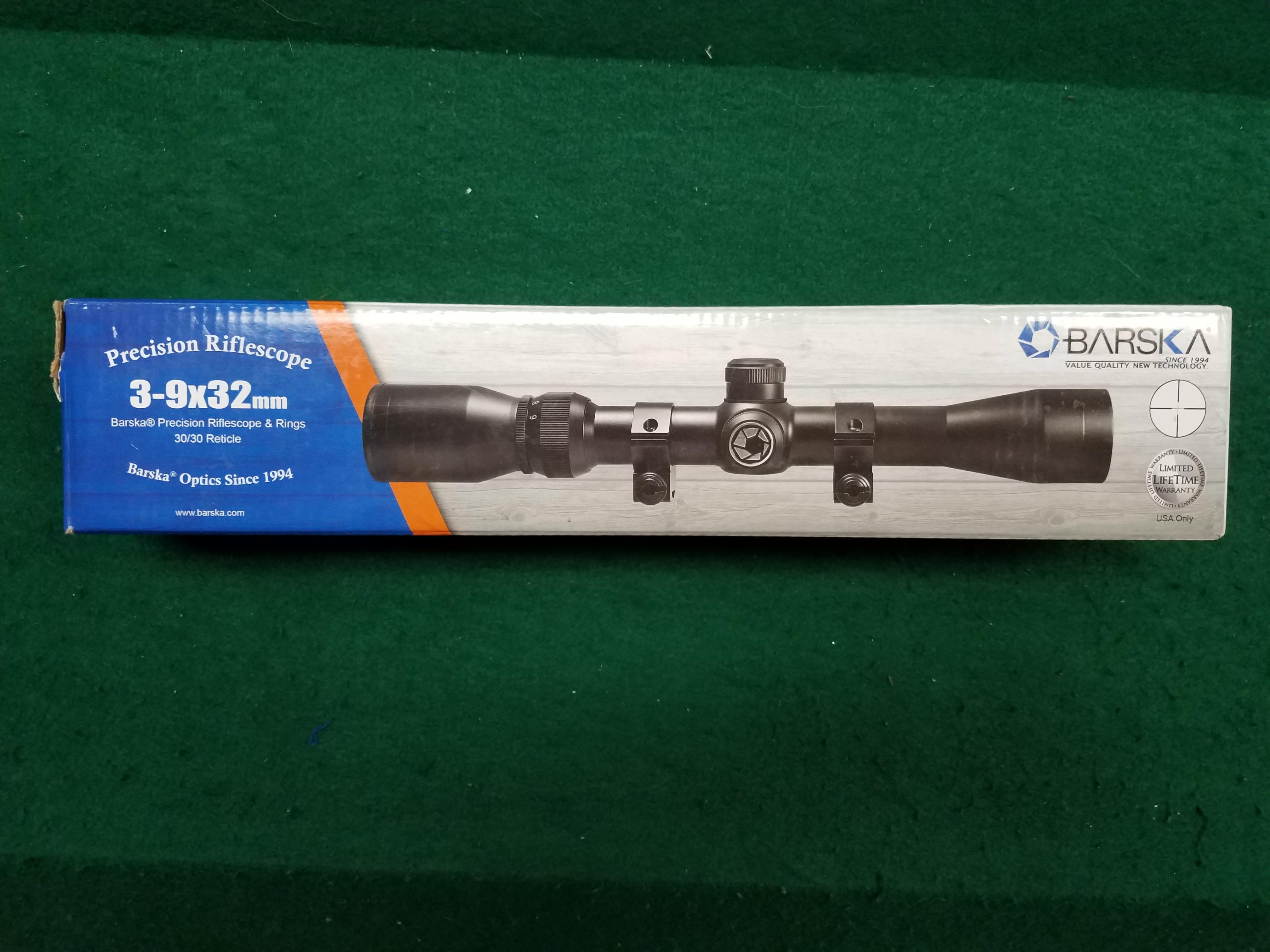 BARSKA - AC13087 - 3-9X32