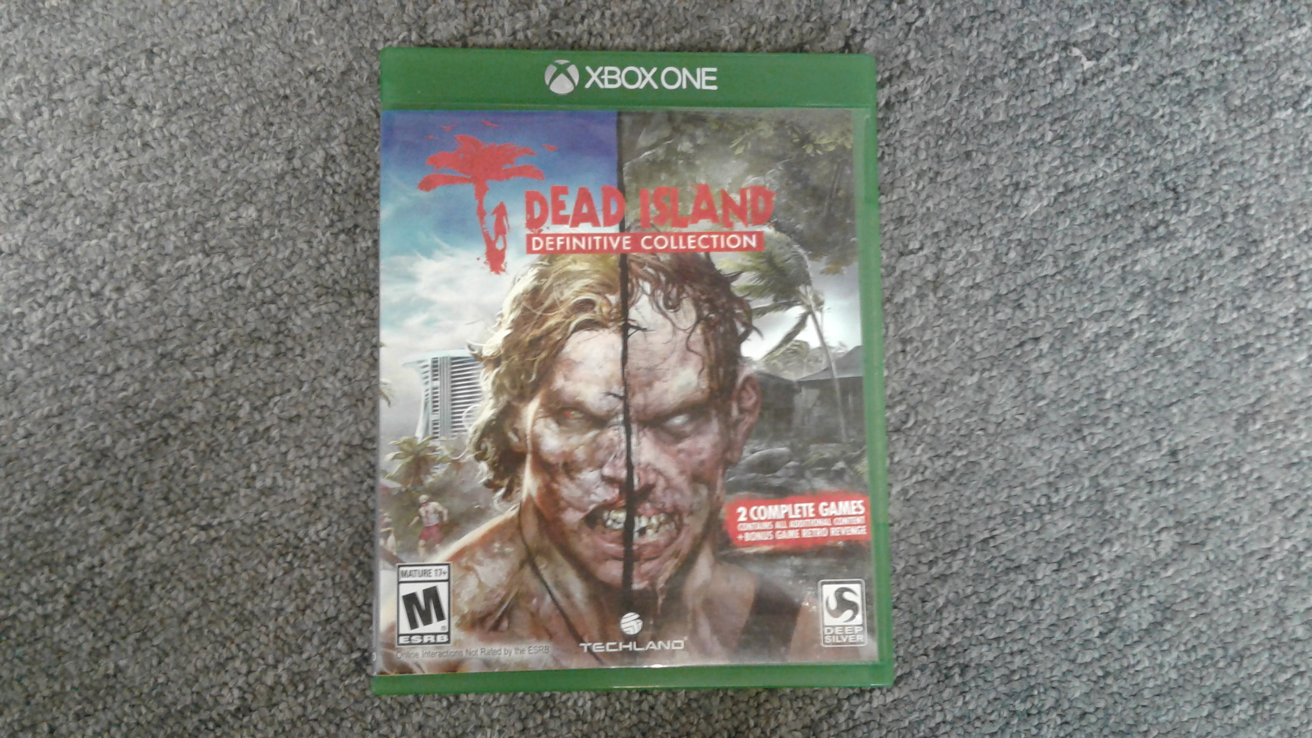 Dead Island Definitive Collection - XBOX ONE - Game