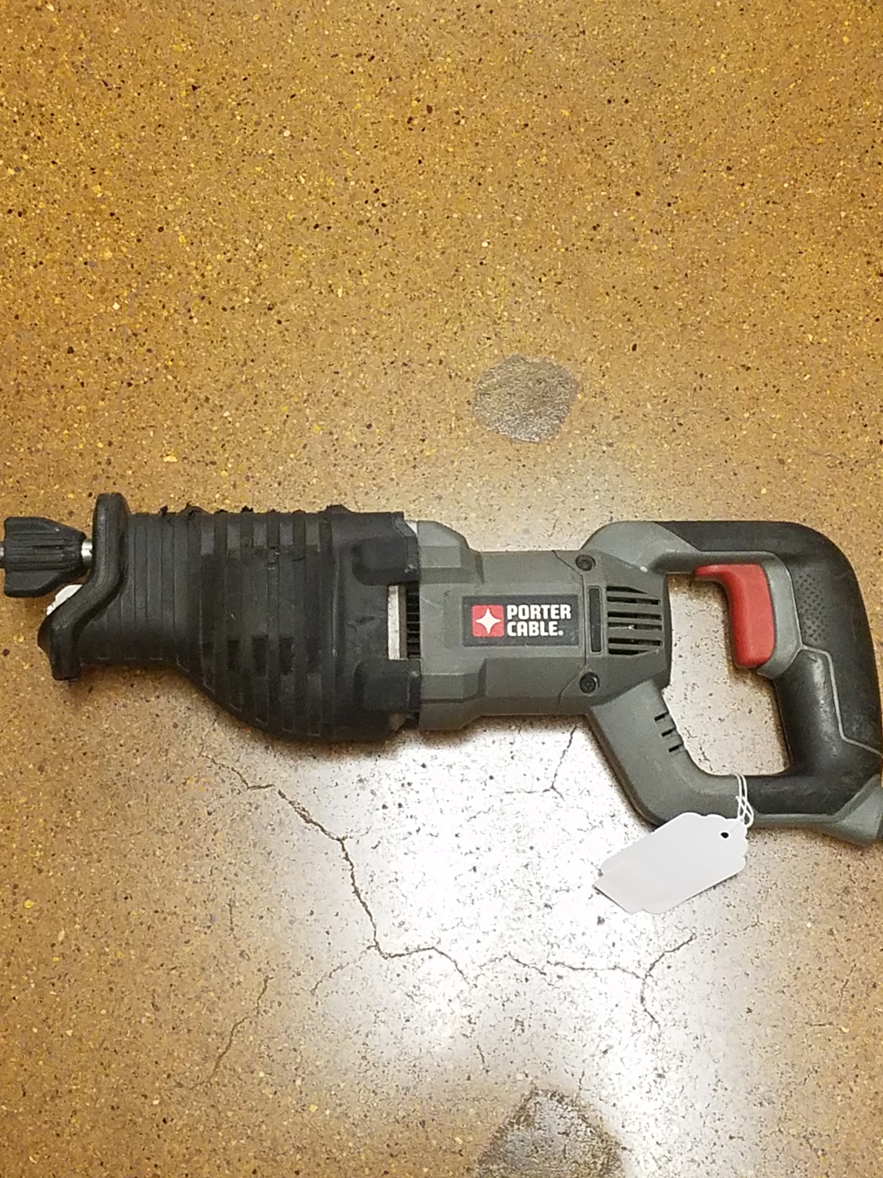 PORTER CABLE PC75TRS RECIPROCAL SAW