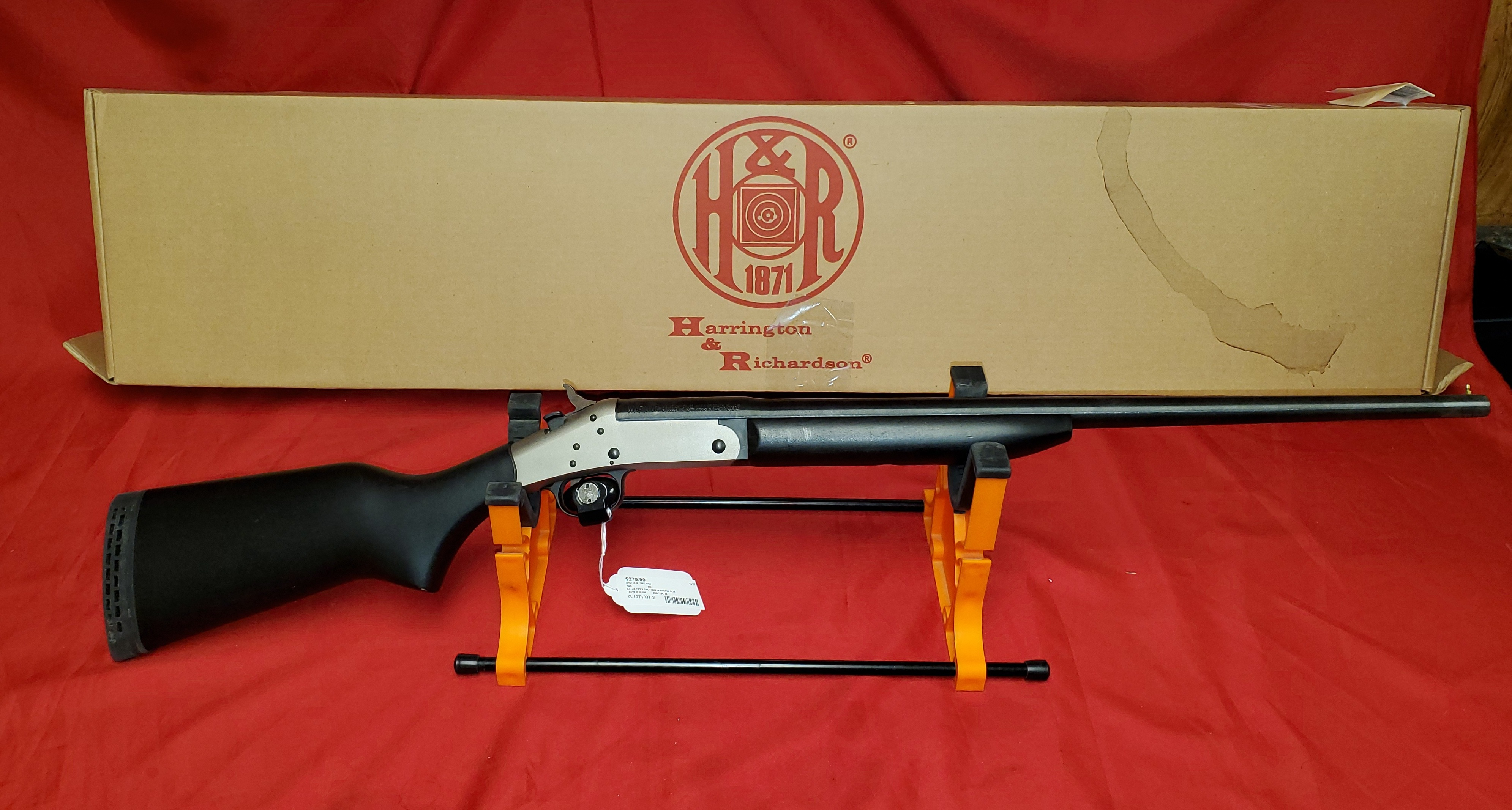 H&R - TOPPER JR 09F - .410 SHOTGUN