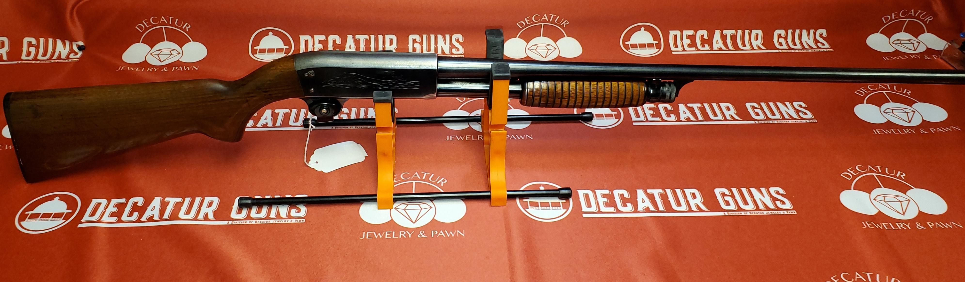 ITHICA  MODEL 37 - SUPER NICE 16 GAUGE PUMP SHOTGUN