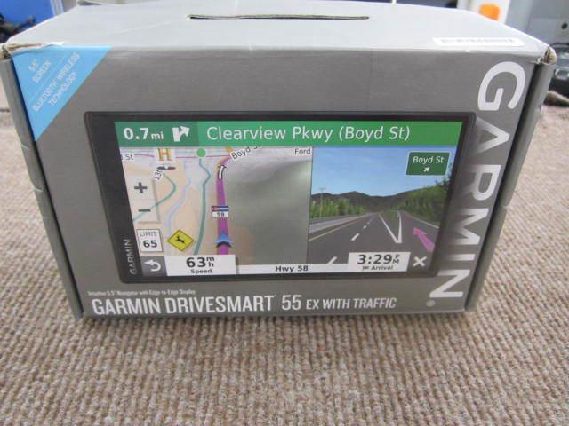 GARMIN - DRIVESMART 55 EX - GPS ELECTRONICS