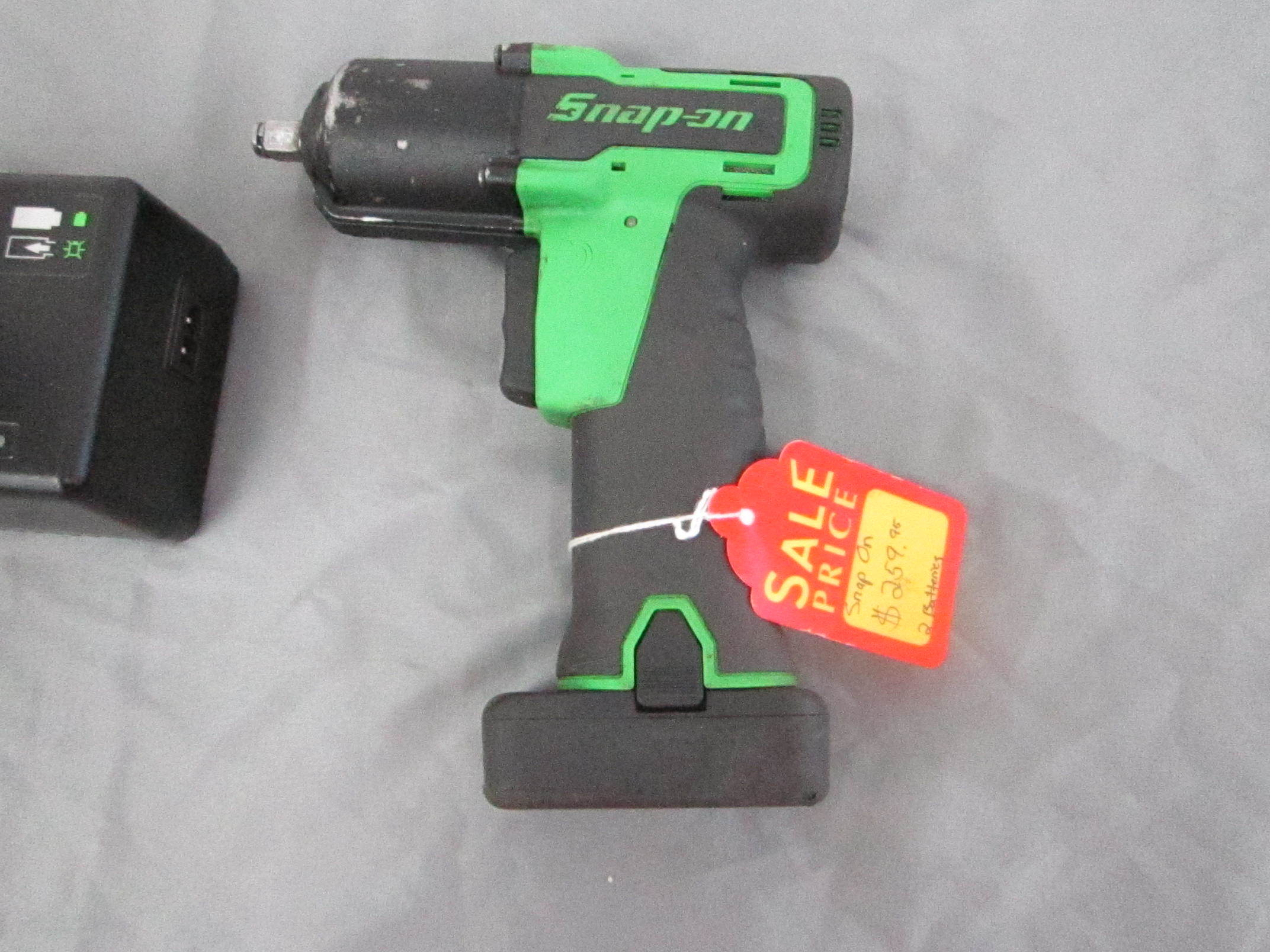 SNAP ON - CT761A - IMPACT WRENCH TOOLS-POWER