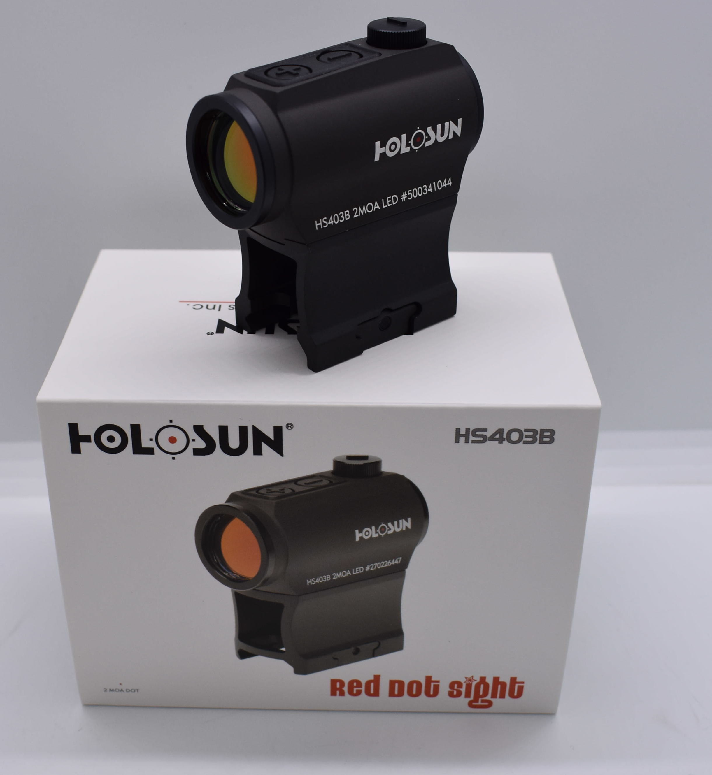 HOLOSUN - HS403B - OPTICS SPORTING EQUIPMENT