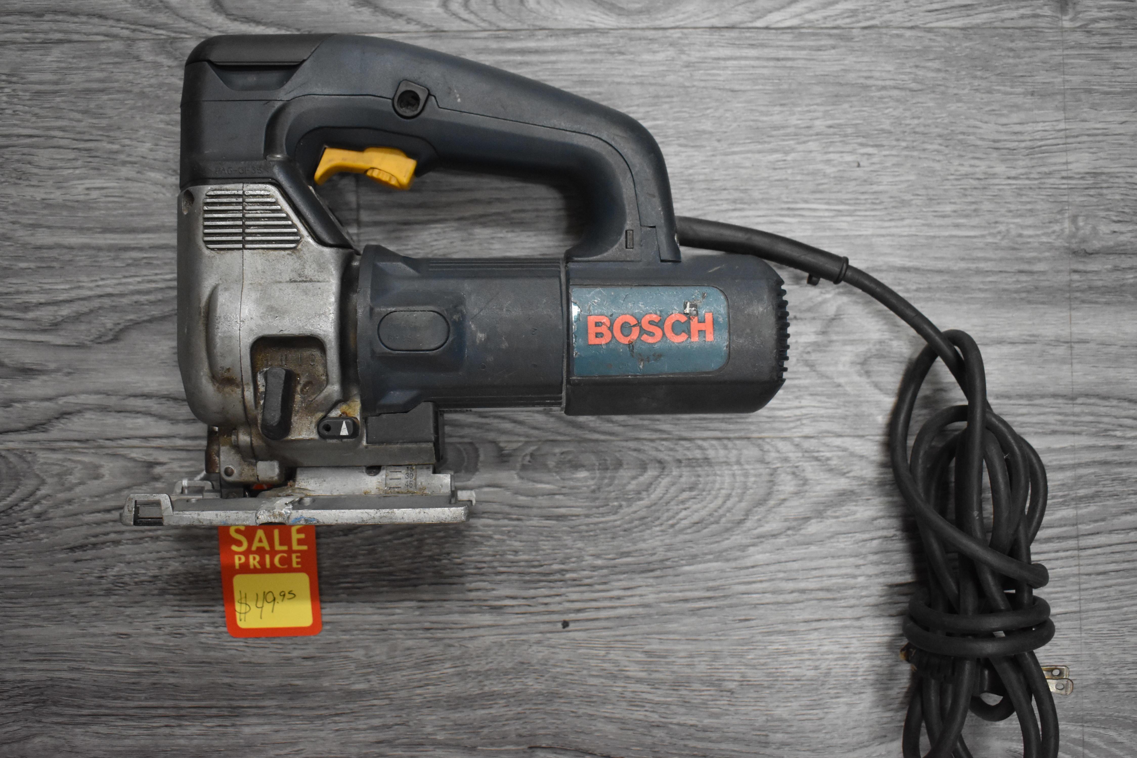 BOSCH - 1587AVS - JIG SAW TOOLS-POWER