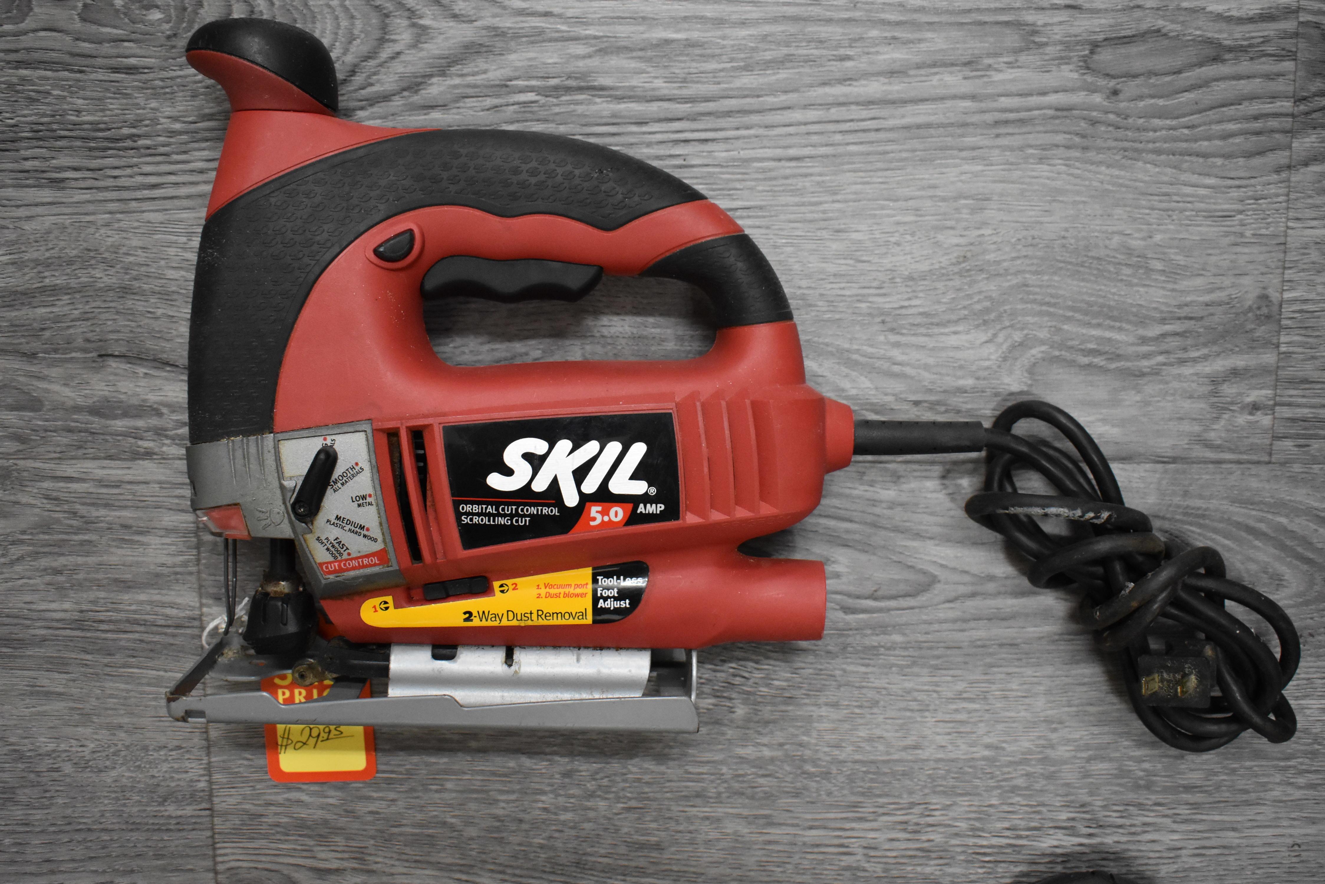 SKIL - 4580 - JIG SAW TOOLS-POWER