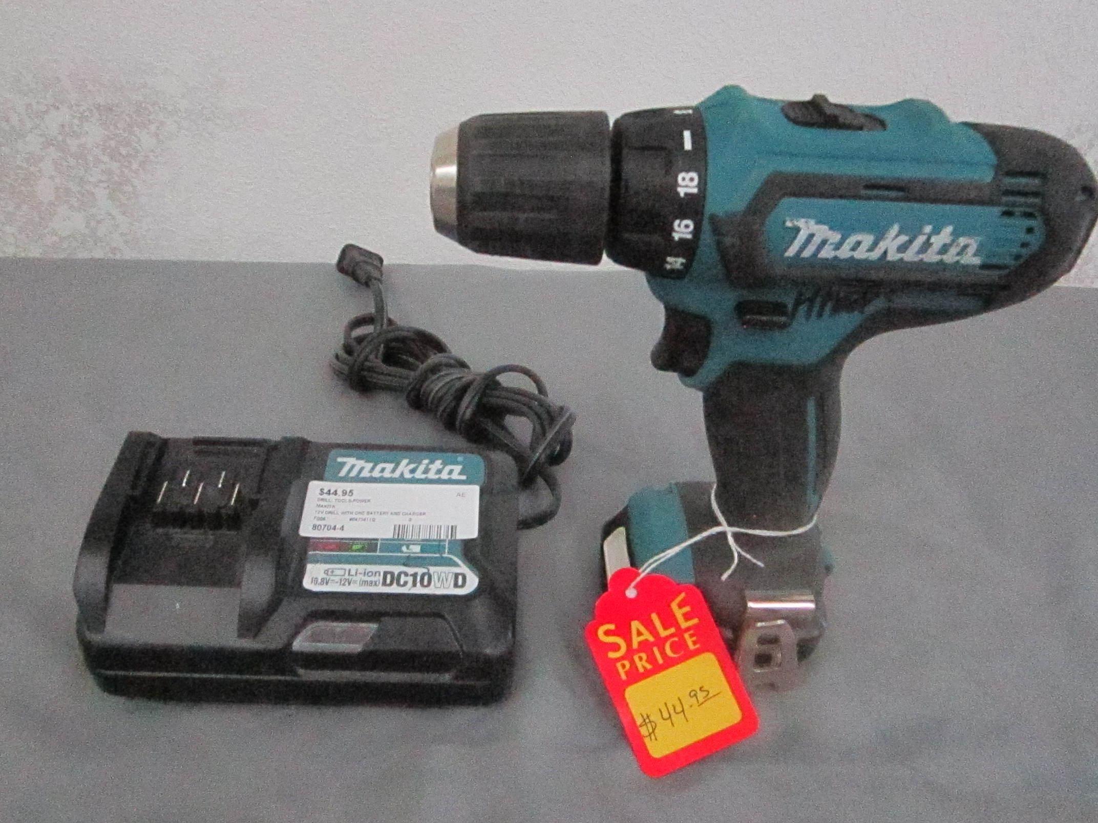 MAKITA - FD05 - DRILL TOOLS-POWER