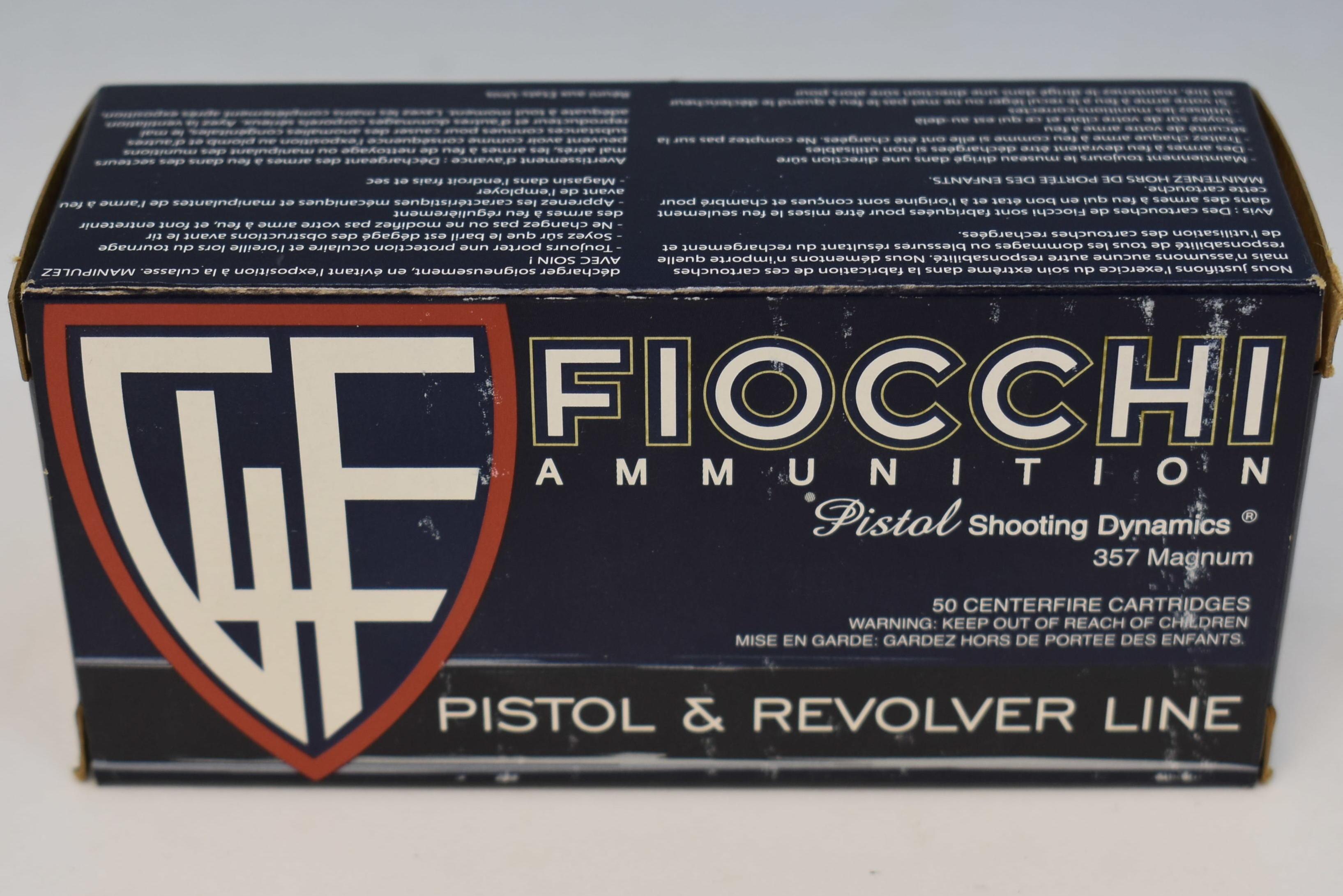 FIOCCHI -  - AMMUNITION SPORTING EQUIPMENT