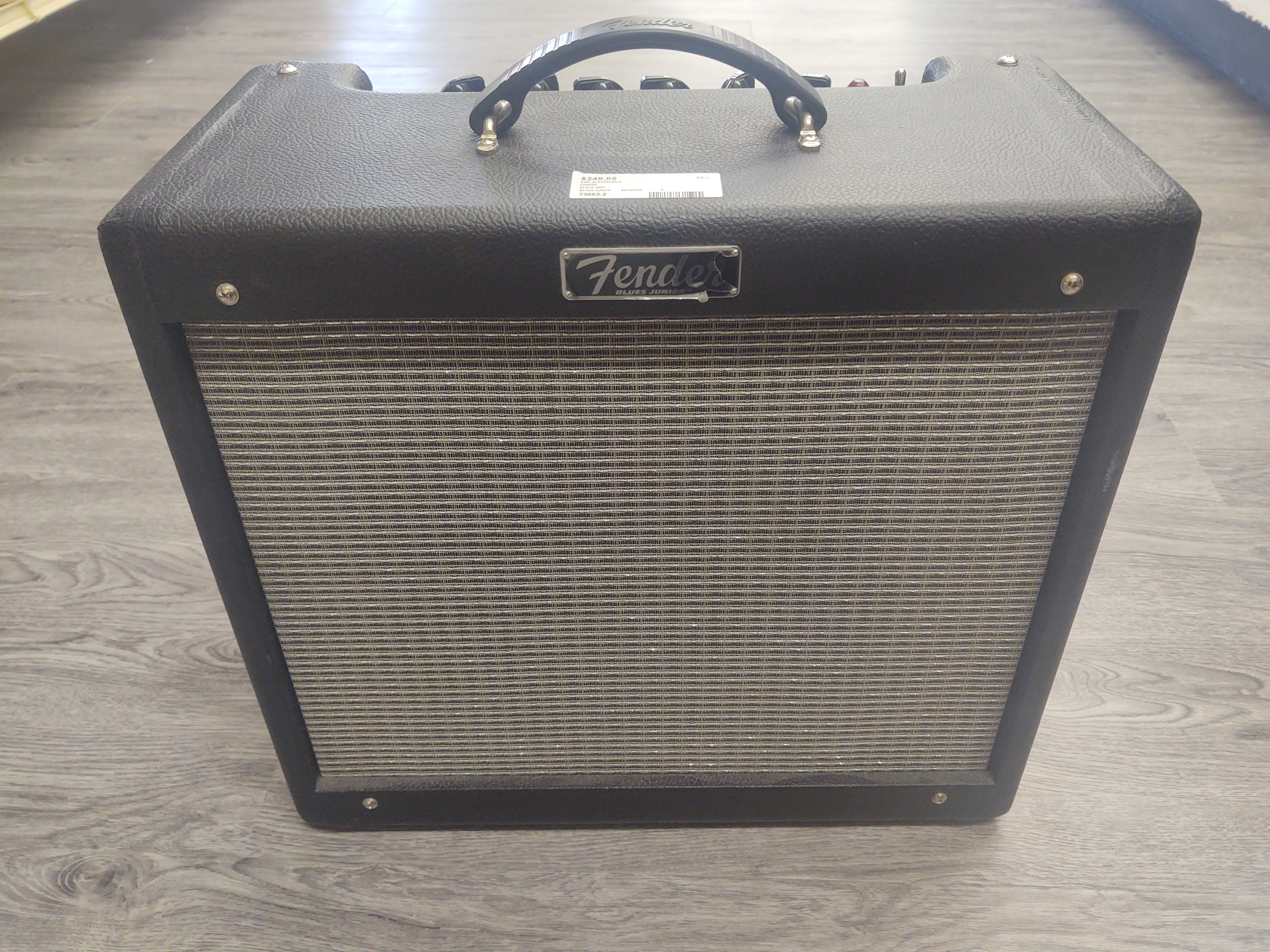 FENDER - BLUES-JUNIOR - AMP ELECTRONICS