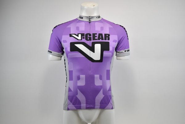 Verge V-Gear Ride to Remember Men/'s S//S Cycling Jersey Wht//Prp//Blk 3XL Brand New