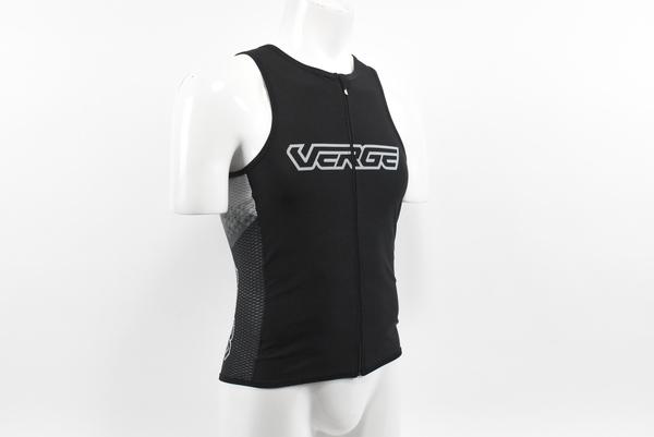 Black Brand New Size XS Verge Women/'s Speed Sleeveless Race Tri Suit