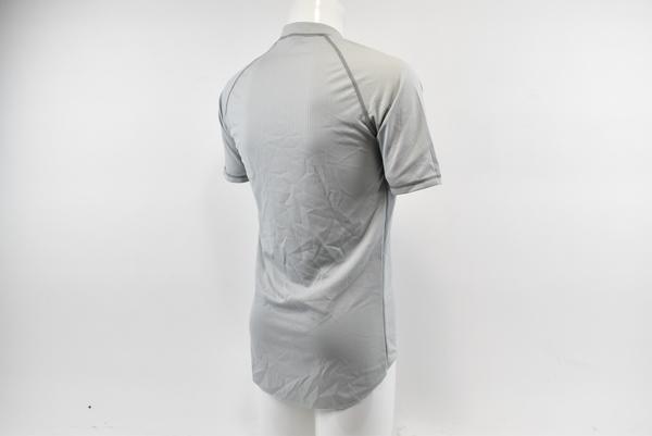 Verge Men/'s Elite Short Sleeve Mock Turtleneck Cycling Base Layer S NOS